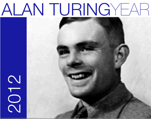 Turing Year logo